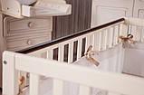 Детская кроватка Twins Pinocchio прямоугольная Пром, фото 6