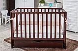 Детская кроватка Twins Pinocchio прямоугольная Пром, фото 7