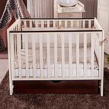Детская кроватка Twins Pinocchio прямоугольная Пром, фото 8