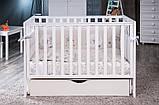 Детская кроватка Twins Pinocchio прямоугольная Пром, фото 9