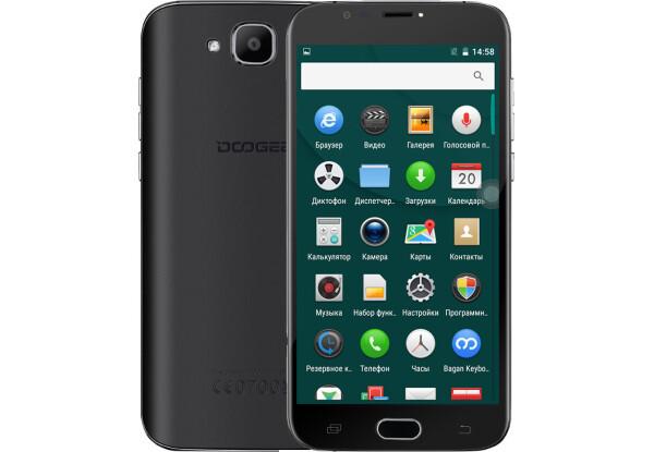 Смартфон Doogee X9 mini Black Stock A-