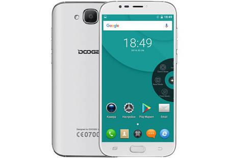 Смартфон Doogee X9 mini White Stock A-, фото 2
