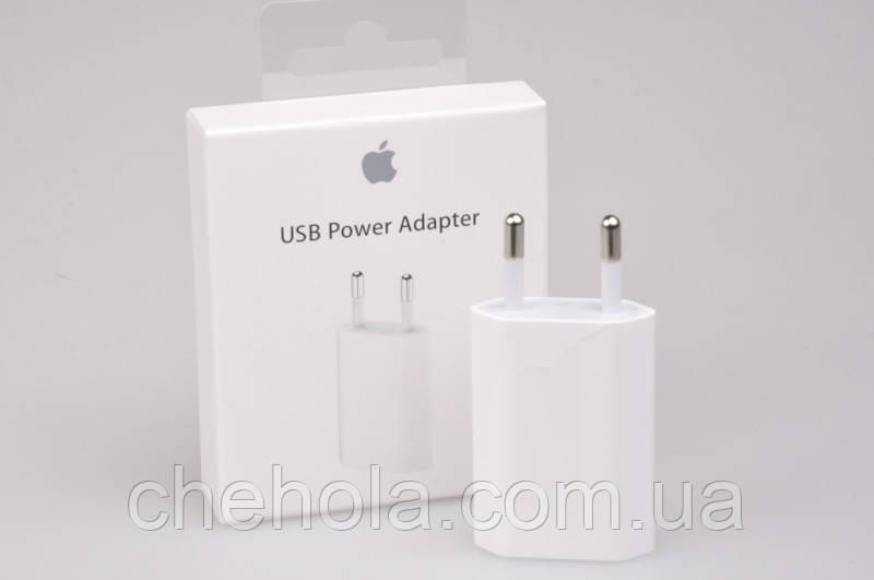 Мережевий зарядний пристрій Apple iPhone 5W USB Power Adapter (MD813ZM/A)