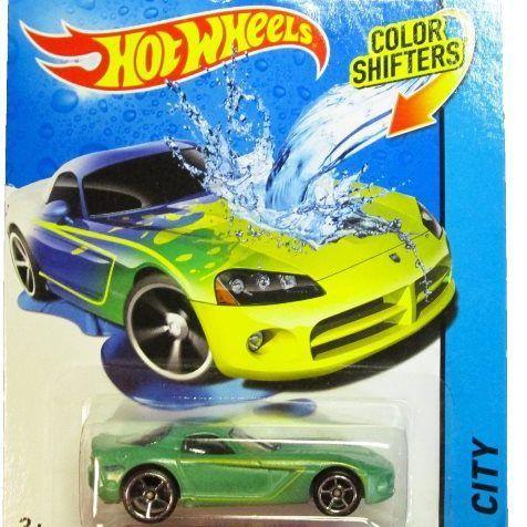 Машинка Hot Wheels Хот вилс меняет цвет ассортимент (BHR15)