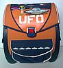 Ранец школьный 1601 оранжевый, фото 2