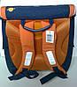 Ранец школьный 1601 оранжевый, фото 3