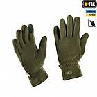 M-Tac перчатки Winter Tactical Windblock 380 Olive, фото 2