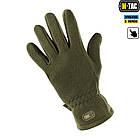 M-Tac перчатки Winter Tactical Windblock 380 Olive, фото 3
