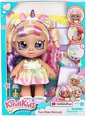 Kindi Kids велика лялька Кінді Кидс Мистабелла художник Kindi Kids Fun Friends Time Mystabella