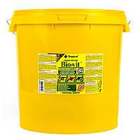 Сухой корм для аквариумных рыб Tropical в хлопьях «Bio-Vit» 21 л (для травоядных рыб)
