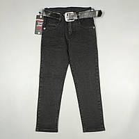 Джинси чорні штани дитячі оптом для хлопчика 6-10 років Туреччина 2272