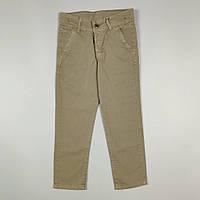 Штани дитячі літні колір капучіно оптом для хлопчика 5-8, 9-12 років Туреччина 2485