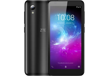 Смартфон ZTE Blade L8 Black Stock A-, фото 2