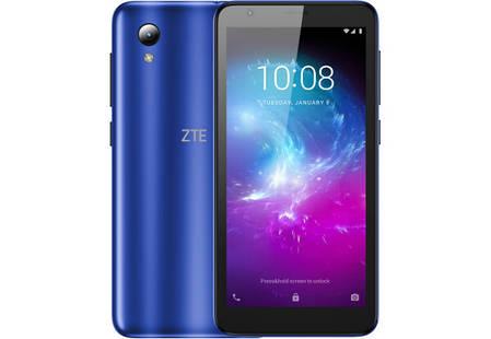 Смартфон ZTE Blade L8 Blue Stock A-, фото 2