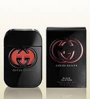 Женская туалетная вода Gucci Guilty Black Pour Femme (Гучи Гилти Блэк)