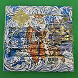 Новогодняя салфетка (ЗЗхЗЗ, 20шт) LuxyНГНовогодний визит        (504) (1 пач), фото 4