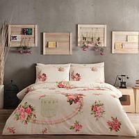 Набор постельного белья TAC Violet (евро)