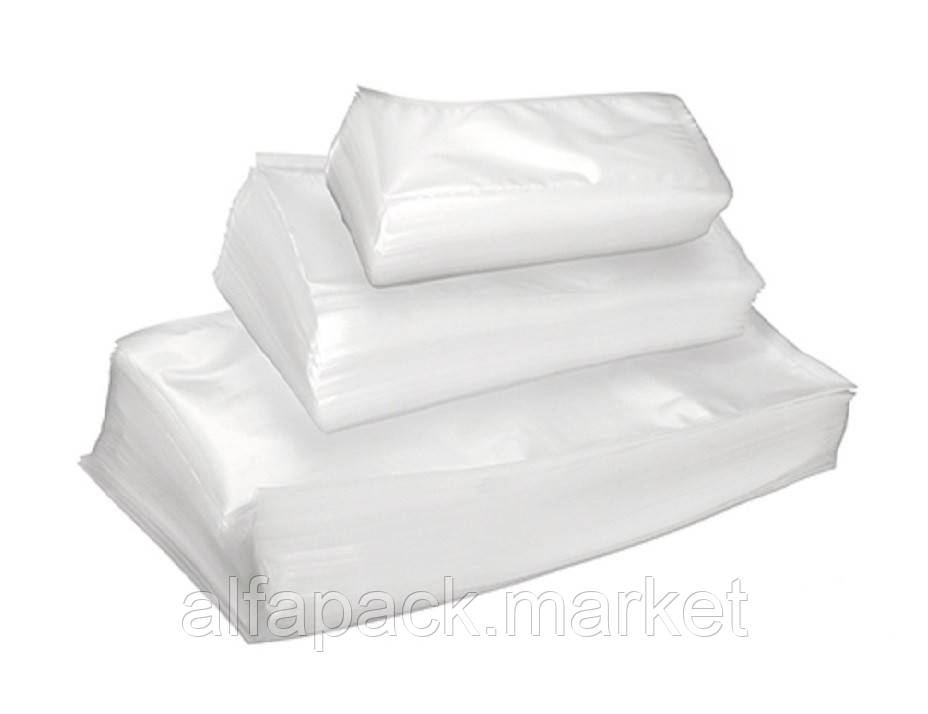Вакуумний пакет харчової, 350*350 мм (200 шт в упаковці) 030001480