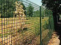 Рулонная сетка, зеленая, 50х50 мм., 1.5х10 м.