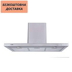 Вытяжка Ventolux ITALIA 90 INOX (800) FINE Т-образная Нержавеющая сталь