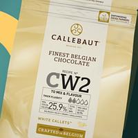 Шоколад белый №CW2, 25.9% (Barry Callebaut), 100 гр., фото 1