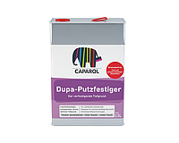 Грунтовка укрепляющая CAPAROL DUPA-PUTZFESTIGER для критических подложек 2,5л