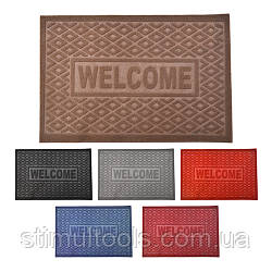 "Придверні килимок ""Welcome"" 38*58 см"