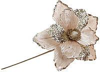 Декоративний квітка Магнолія 35 см