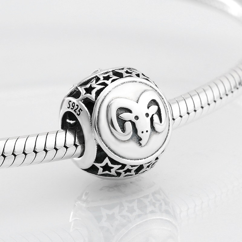 Шарм Знак зодиака Овен серебро (925) PLA0060-3
