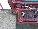 Крышка багажника в сборе красная хетчбек,MB637034,MB594015 992845 Galant 88-92r Mitsubishi, фото 6