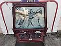 Крышка багажника в сборе красная хетчбек,MB637034,MB594015 992845 Galant 88-92r Mitsubishi, фото 5
