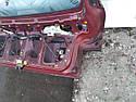 Крышка багажника в сборе красная хетчбек,MB637034,MB594015 992845 Galant 88-92r Mitsubishi, фото 7