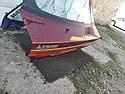Крышка багажника в сборе красная хетчбек,MB637034,MB594015 992845 Galant 88-92r Mitsubishi, фото 4