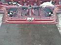 Крышка багажника в сборе красная хетчбек,MB637034,MB594015 992845 Galant 88-92r Mitsubishi, фото 9