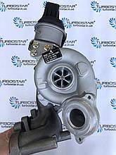 Турбина (Audi) АУДИ A3, Пассат Б6, 2.0Т. 53039700205 BV43B-0139, BV43B-0132, BV43B-0205, 03L253019T, 03L253056