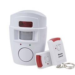 Сенсорная Сигнализация Sensor Alarm 105 + 2 Брелка