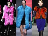 Тенденции меховой моды 2013 года