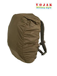 Чехол влагозащитный на рюкзак (Coyote) S до 35л.