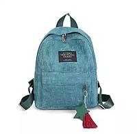 Рюкзак Легкий компактный городской 20 л. зеленый/серый,женский 32*22*8см, фото 1