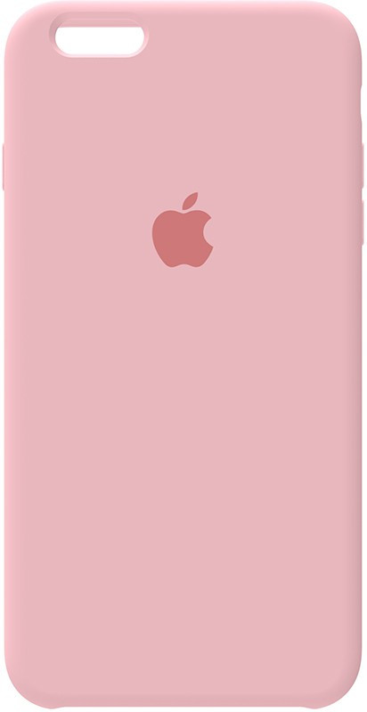 Чехол-накладка TOTO Silicone Case Apple iPhone 6 Plus/6s Plus Rose Pink #I/S 1263017213