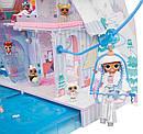 Игровой набор L.O.L. Surprise! серии Winter Wonderland Surprise - Шале зимний особняк (571452), фото 3