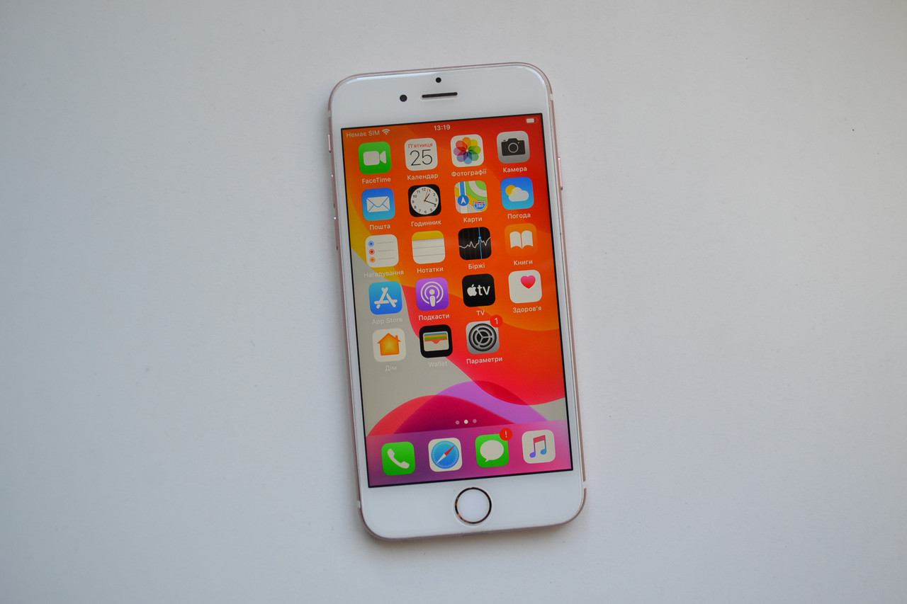 Apple Iphone 6s 32Gb Rose Gold Neverlock Оригинал!