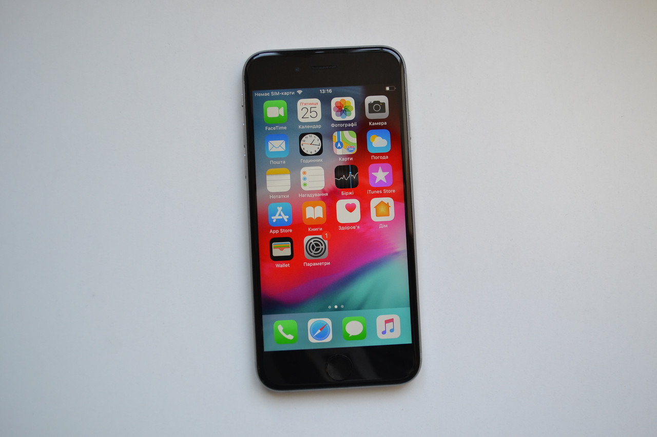 Apple Iphone 6s 32Gb Space Gray Neverlock Оригинал!