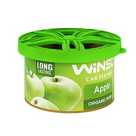 Ароматизатор Organic Fresh Apple 40 гр. Winso (533220)