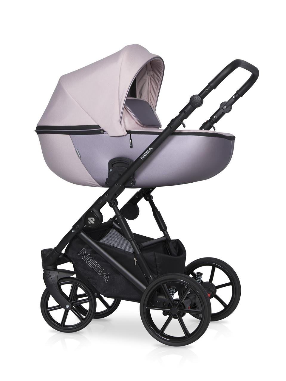 Качественная коляска внедорожник Коляска с рождения до 3-х лет
