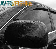 Вітровики Renault Trafiс II 2001-2014 90 мм (скотч) AV-Tuning, фото 1