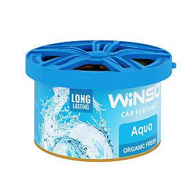 Ароматизатор Organic Fresh Aqua 40 гр. Winso (533230)