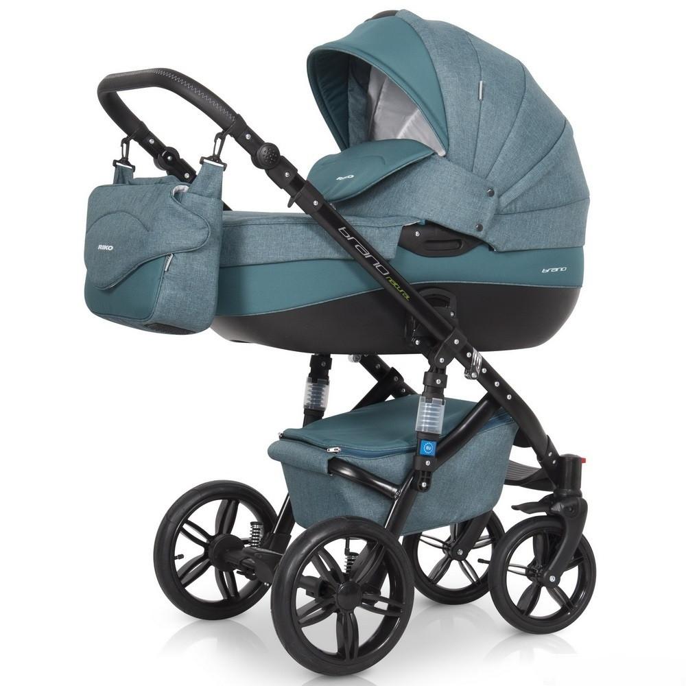 Универсальная коляска трансформер Коляска 2 в 1 качественная Детская коляска от 0 до 36 мес
