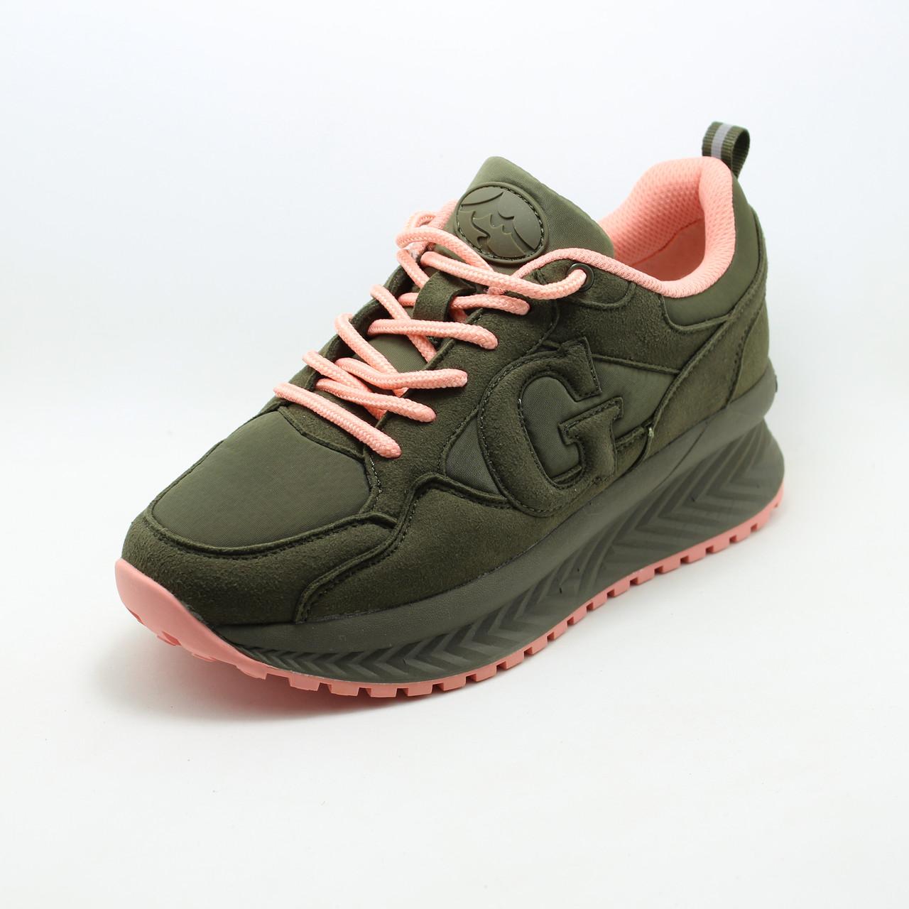 Женские кроссовки на платформе Grunberg 108586/01-06 р. 41