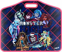 Портфель А3+ на липучке, на 1отд. MH14-208K Monster High